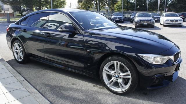 BMW 420 d xDrive Gran Coupé Msport IVA ESPOSTA Immagine 3