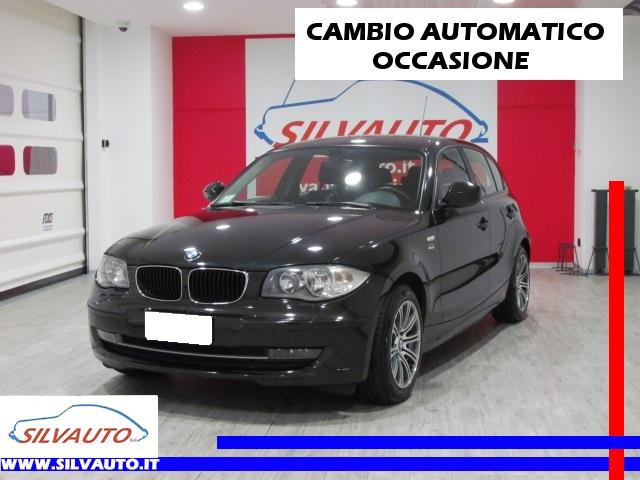 BMW 118 D ELETTA STEPTRONIC SPORT 143CV 5P Immagine 0