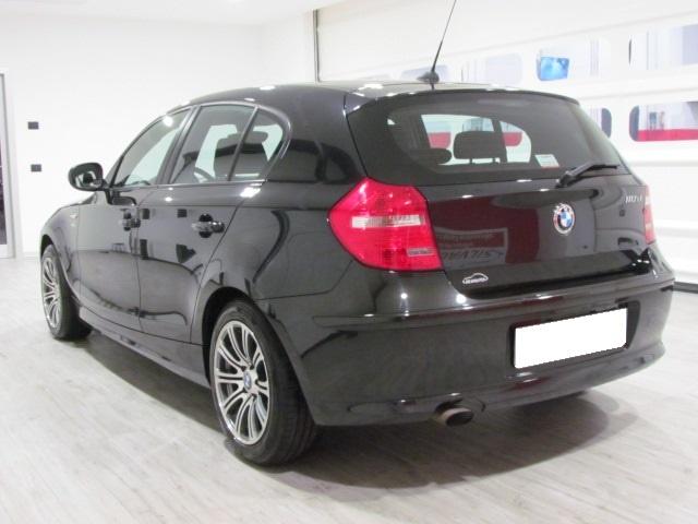 BMW 118 D ELETTA STEPTRONIC SPORT 143CV 5P Immagine 1