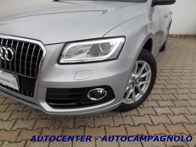 AUDI Q5 2.0 TDI 177CV quattro S tronic Advanced Plus Immagine 4