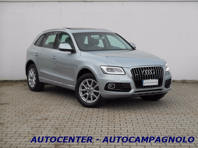 AUDI Q5 2.0 TDI 177CV quattro S tronic Advanced Plus Immagine 1