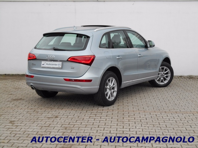 AUDI Q5 2.0 TDI 177CV quattro S tronic Advanced Plus Immagine 2