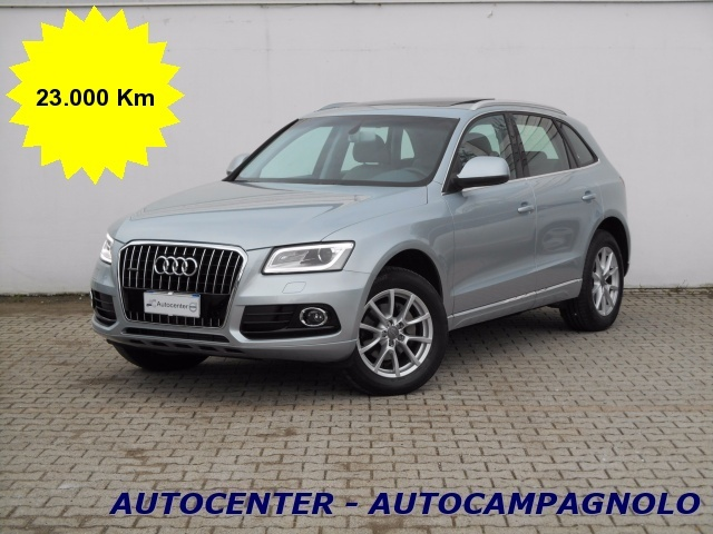 AUDI Q5 2.0 TDI 177CV quattro S tronic Advanced Plus Immagine 0