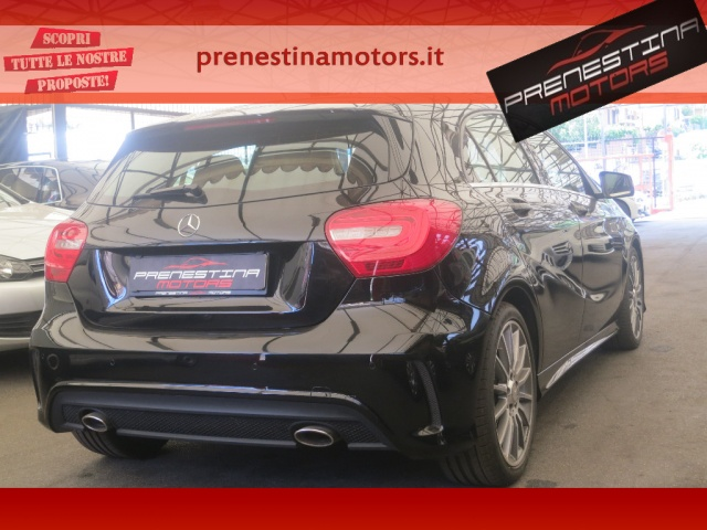 MERCEDES-BENZ A 180 CDI BlueEFFICIENCY Premium Immagine 0