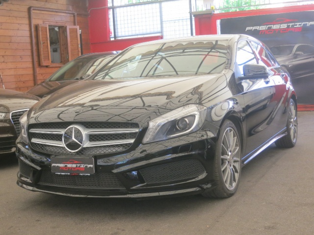 MERCEDES-BENZ A 180 CDI BlueEFFICIENCY Premium Immagine 2