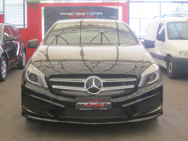 MERCEDES-BENZ A 180 CDI BlueEFFICIENCY Premium Immagine 4