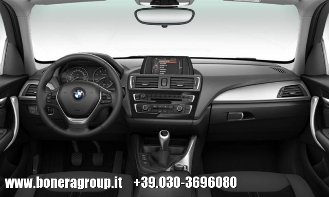 BMW 114 d 5p. Advantage Immagine 2