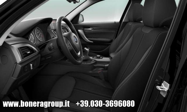 BMW 114 d 5p. Advantage Immagine 3