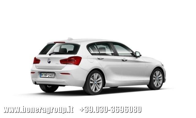 BMW 116 d 5p. Urban Immagine 1