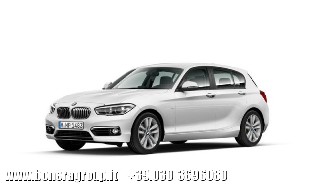 BMW 116 d 5p. Urban Immagine 0