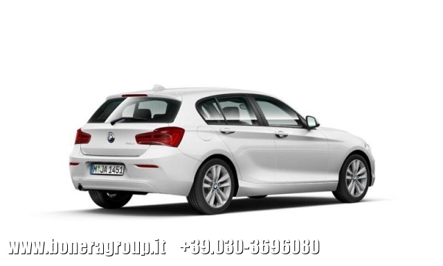 BMW 118 d 5p. Advantage Immagine 1