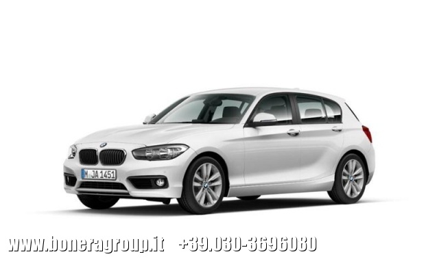 BMW 118 d 5p. Advantage Immagine 0