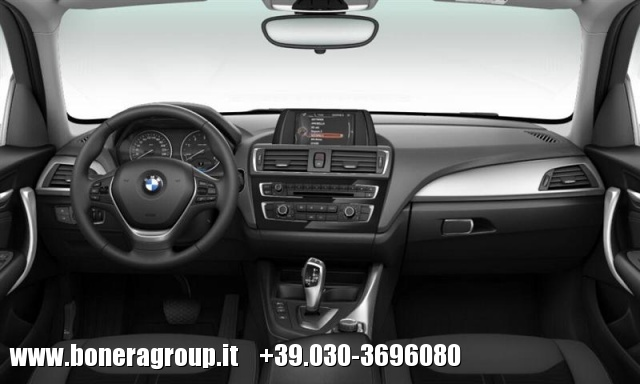 BMW 118 d 5p. Advantage Immagine 2