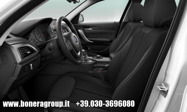 BMW 118 d 5p. Advantage Immagine 3