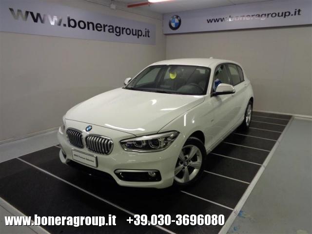 BMW 114 d 5p. Urban Immagine 0