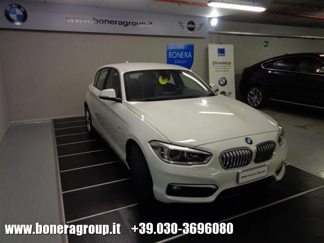 BMW 114 d 5p. Urban Immagine 3