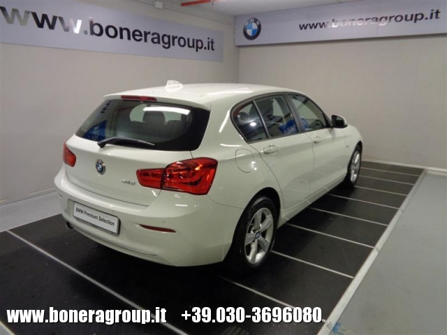 BMW 114 d 5p. Urban Immagine 4