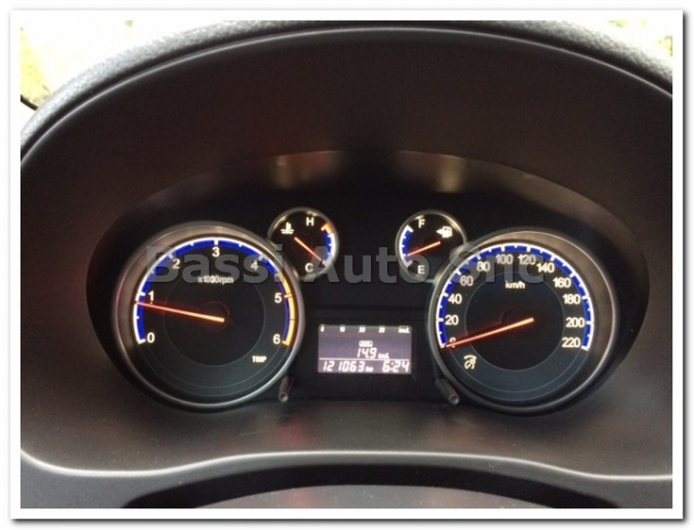 SUZUKI SX4 2.0 DDiS 16V 4WD Outdoor Line GLX NAVI+ Immagine 2