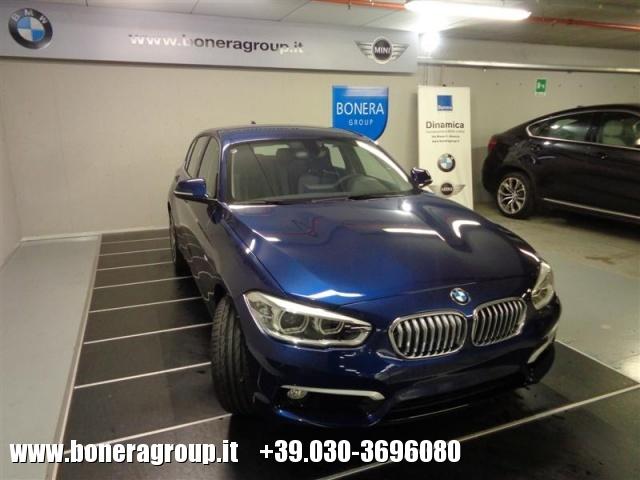 BMW 118 d 5p. Urban Immagine 2