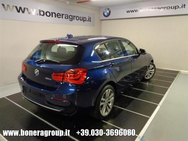 BMW 118 d 5p. Urban Immagine 3