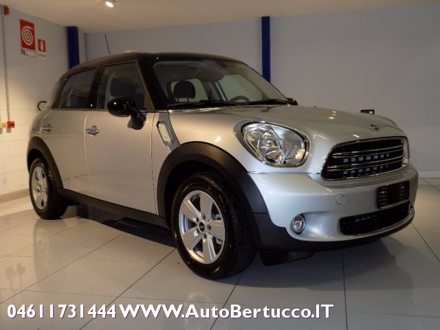 MINI Countryman Mini Cooper D Countryman Immagine 3