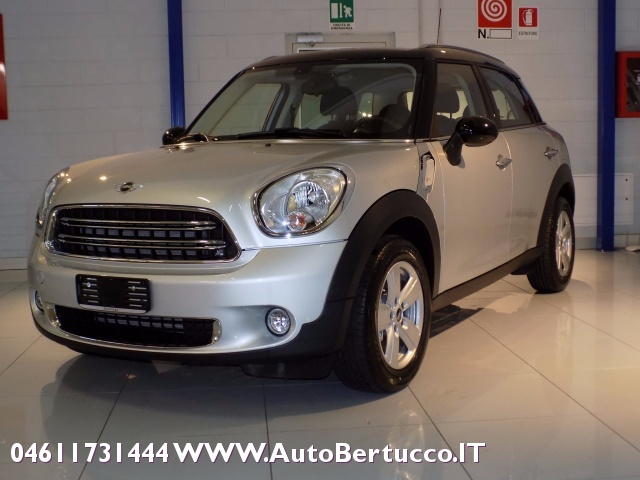 MINI Countryman Mini Cooper D Countryman Immagine 0