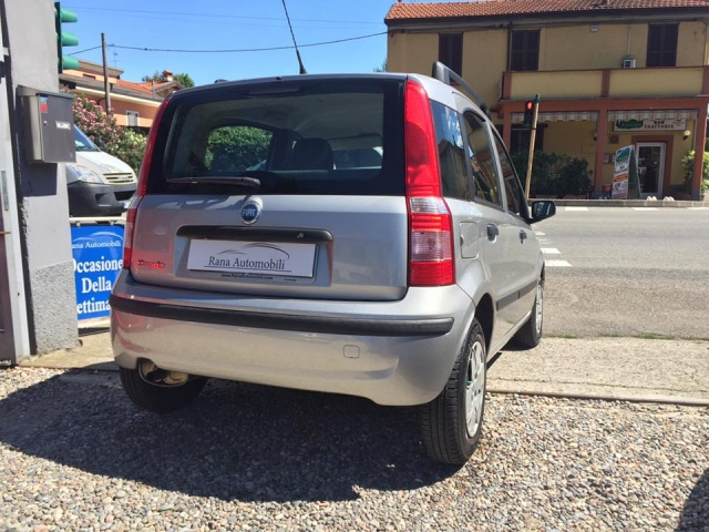 FIAT Panda 1.2 Dynamic NeoPatentati Immagine 4