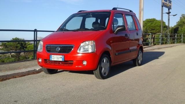 SUZUKI Wagon R+ 1.3i VVT 16V cat 4x4 GL Immagine 0