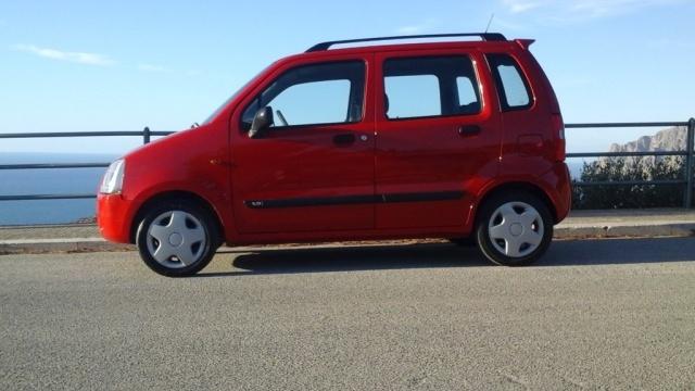SUZUKI Wagon R+ 1.3i VVT 16V cat 4x4 GL Immagine 2