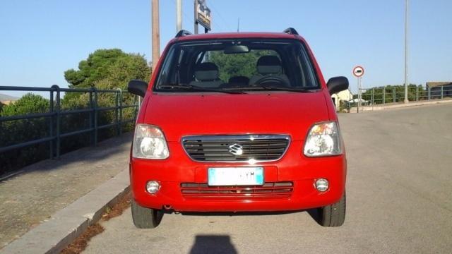SUZUKI Wagon R+ 1.3i VVT 16V cat 4x4 GL Immagine 1