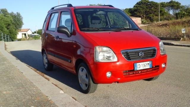 SUZUKI Wagon R+ 1.3i VVT 16V cat 4x4 GL Immagine 3
