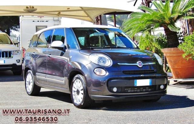 FIAT 500L Living 1.6Multijet 120CV Lounge (SENSORI)(BICOLORE Immagine 0