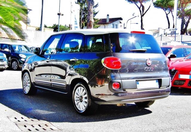 FIAT 500L Living 1.6Multijet 120CV Lounge (SENSORI)(BICOLORE Immagine 2