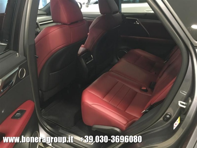 LEXUS RX 450h Hybrid FSport Immagine 4