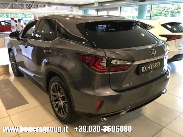 LEXUS RX 450h Hybrid FSport Immagine 2
