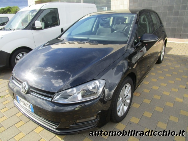 VOLKSWAGEN Golf 1.6 TDI 5p. Comfortline BlueMotion Technology Immagine 0