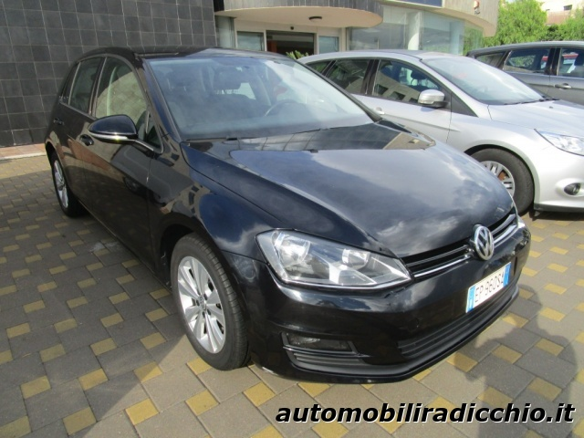 VOLKSWAGEN Golf 1.6 TDI 5p. Comfortline BlueMotion Technology Immagine 1