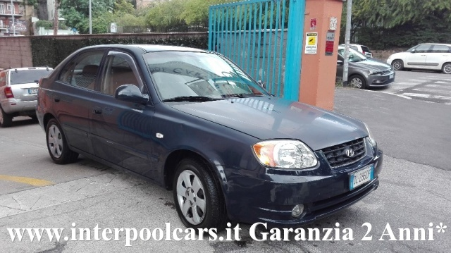 HYUNDAI Accent 1.3i 12V cat 5 porte GLS Plus Immagine 0