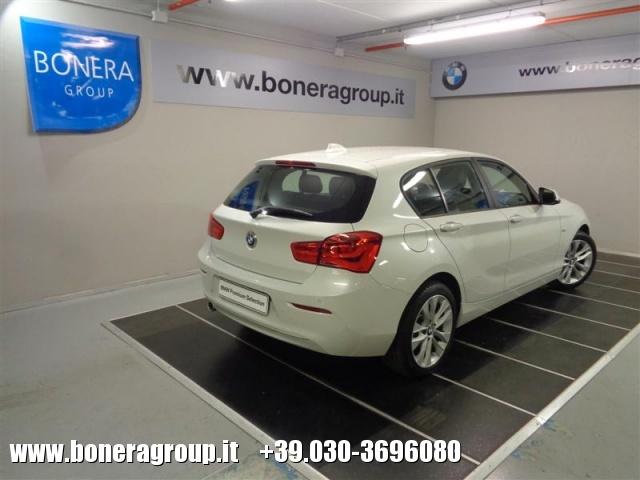 BMW 116 d 5p. Urban - DOPPIO TRENO GOMME Immagine 4