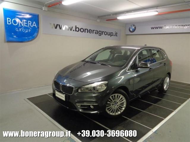 BMW 218 d Active Tourer Luxury - DOPPIO TRENO GOMME Immagine 0