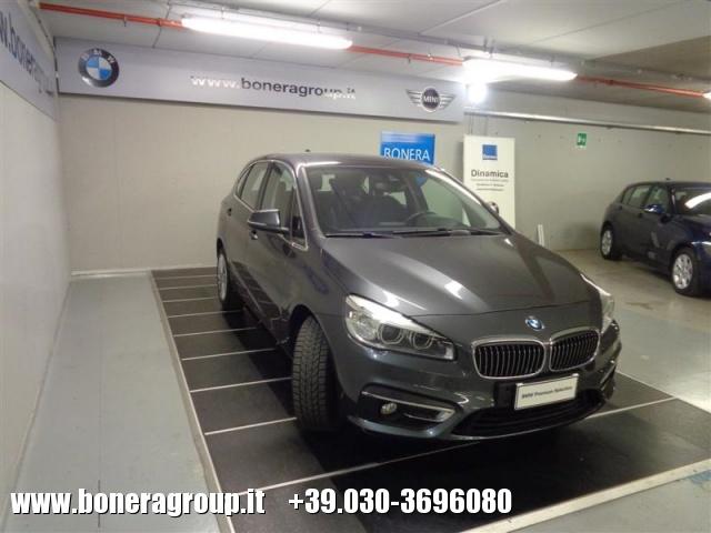 BMW 218 d Active Tourer Luxury - DOPPIO TRENO GOMME Immagine 3
