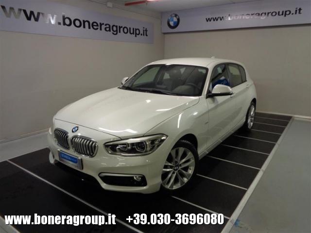 BMW 116 d 5p. Urban - DOPPIO TRENO GOMME Immagine 0