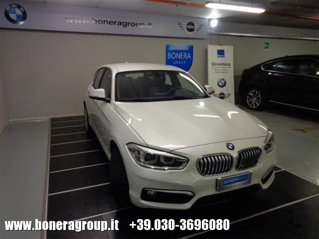 BMW 116 d 5p. Urban - DOPPIO TRENO GOMME Immagine 3