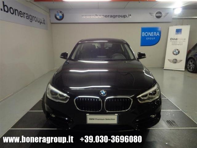 BMW 116 d 5p. Sport - DOPPIO TRENO GOMME Immagine 2