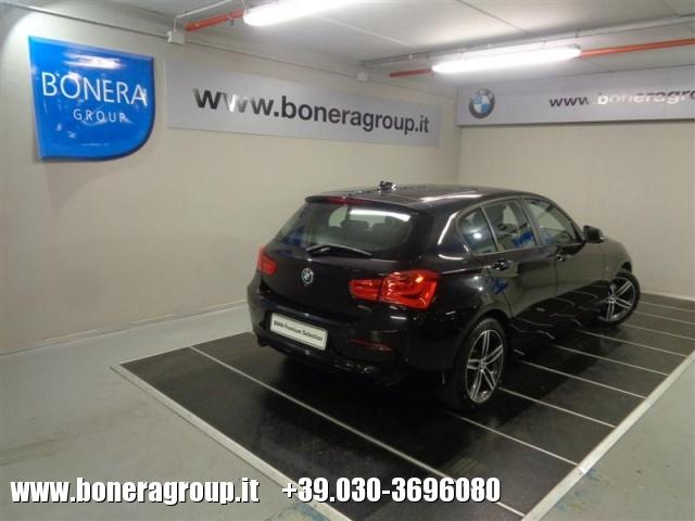 BMW 116 d 5p. Sport - DOPPIO TRENO GOMME Immagine 4