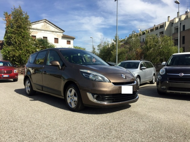 RENAULT Scenic GRAND SCENIC 7 POSTI, 1.5 DCI NAVI, FULL OPTIONAL Immagine 0