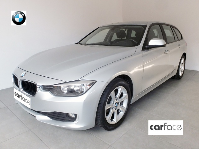 BMW 320 D Touring - AUTOMATICO-NAVI-PDC Immagine 0