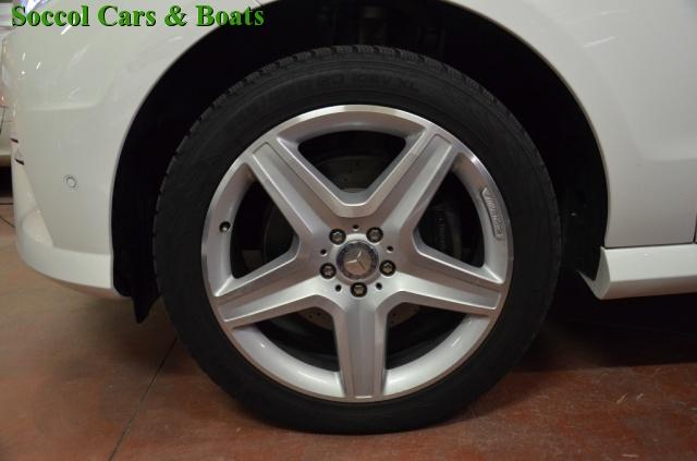 MERCEDES-BENZ ML 250 BlueTEC 4Matic Premium*TETTO PANO*AMG*TELECAMERA Immagine 4