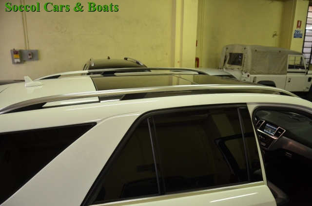 MERCEDES-BENZ ML 250 BlueTEC 4Matic Premium*TETTO PANO*AMG*TELECAMERA Immagine 3