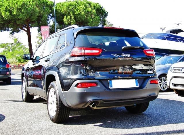 JEEP Cherokee 2.0Mjt II 4WD Active Drive I Longitude (4X4)(NAVI) Immagine 2